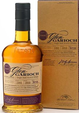 Glen Garoich Scotch Old Malt 1991